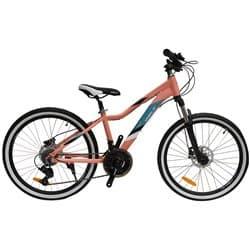 """Велосипед 24"""" WELT Edelweiss 1.0 HD Matt Coral 2021"""