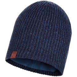 Шапка BUFF® HAT KNITTED POLAR Full Fleece Lyne Night Blue