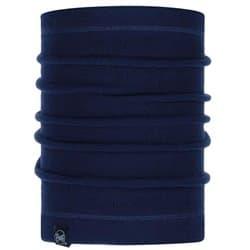 Бандана BUFF® NECKWARMER POLAR Solid Night Blue