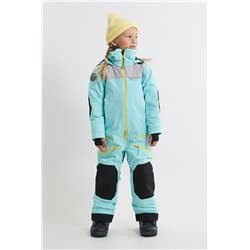 Комбинезон COOL ZONE BOOST аквамарин/холодный серый/аквамарин Р:140
