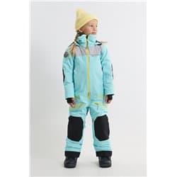 Комбинезон COOL ZONE BOOST аквамарин/холодный серый/аквамарин Р:152