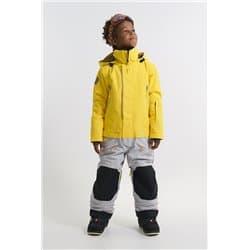 Комбинезон COOL ZONE NICK желтый/холодный серый Р:134