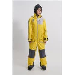 Комбинезон COOL ZONE OVER желтый/холодныйсерый Р:XS