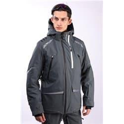 Куртка мужская STAYER 18-43519 11 серый Р:56