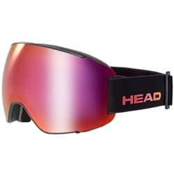 Очки HEAD Magnify FMR + SpareLens black/FMR red 390710