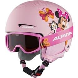 Шлем ALPINA Zupo Disney Set Minnie 51-55