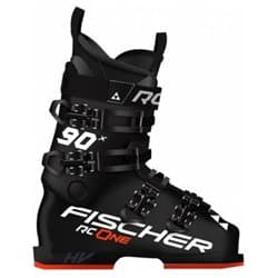 FISCHER® RC ONE X 90 BK/BK/BK/RD 28.5