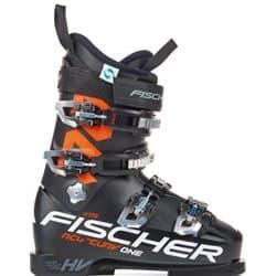 Ботинки FISCHER® RC4 THE CURV ONE 110 XTR BK/BK 27.5