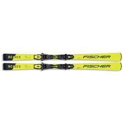 Лыжи FISCHER RC4 RCS AR 165 + RC4 Z11 PR