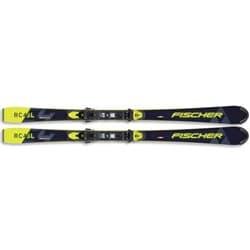 Лыжи FISCHER RC4 WC SL JR 150