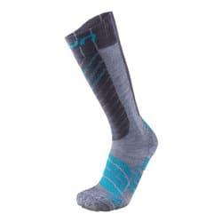 Носки UYN WS SKI COMFORT FIT LADY G357 Grey/Turquoise Р:41-42