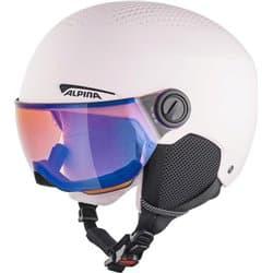 Шлем ALPINA Zupo Visor Q-Lite Rose Matt 54-58