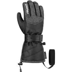 Перчатки REUSCH Baseplate R-Tex XT Black/Black Melange/Silver P:8.5