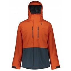 Куртка мужская SCOTT Ultimate Dryo 40 Tangerine Orange/Nightfall Blue Р:XL