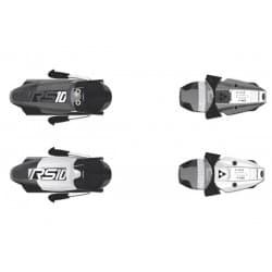 Крепление FISCHER RS 10 wh/bl
