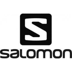 Крепление детские SALOMON N305 45 din sil/blue