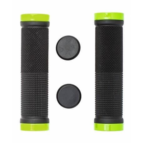Грипсы HL-G 119 G Зелен/Черн
