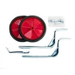 Приставные колеса HRS 19 пара красные