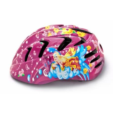 Шлем вело дет. VINCA VSH 7 размер: M52-56 роз.