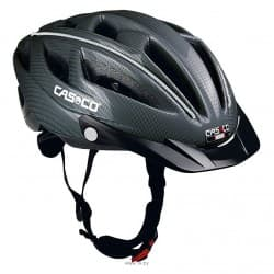 Велошлем CASCO Tecfire-TC Black L (58-62)
