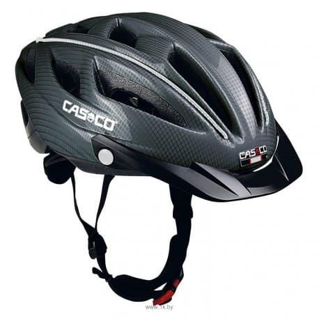 Велошлем CASCO Tecfire-TC Black L (58-62)