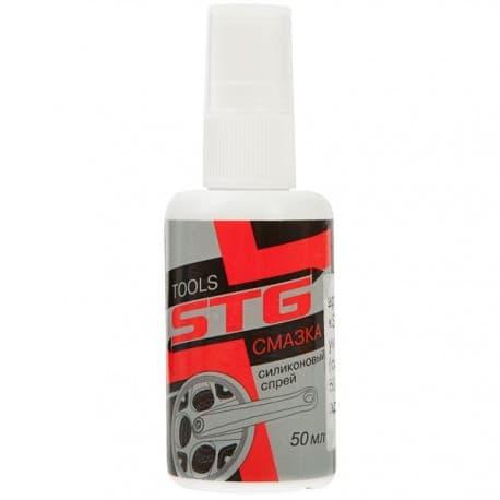 Смазка STG силиконовая универсальная спрей 50мл X74050
