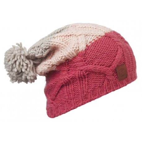 BUFF® HAT KNITTED BRAID PARADISE PINK