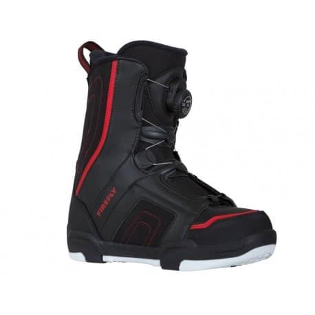 Ботинки с/б FIREFLY C30 JR Gladiator AT Bl/Rd 25.0