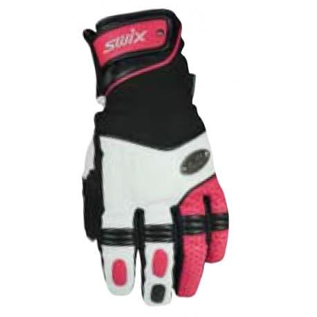 Перчатки SWIX W'S Milano Fuchsia/Black Р:M