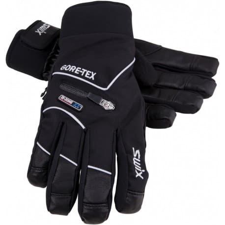 Перчатки SWIX W'S Rage Black Р:M