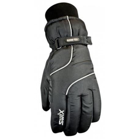Перчатки SWIX W'S Storm GTX Black Р:S