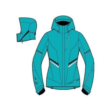 Куртка W'S FISCHER Kobe Bluebird Р:36