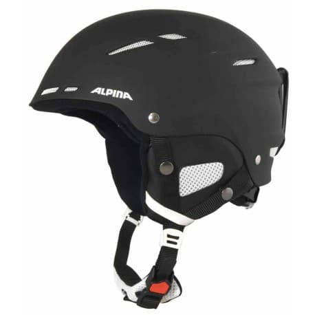 Шлем ALPINA Biom Black matt 58-62
