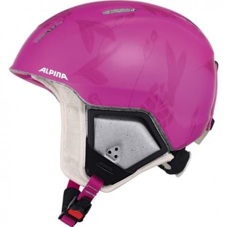 Шлем ALPINA Carat XT Pink-flower matt 54-58