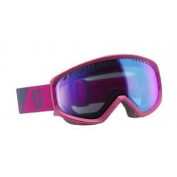 Очки SCOTT Faze Berry Pink (Blue Chrome) Cat.1