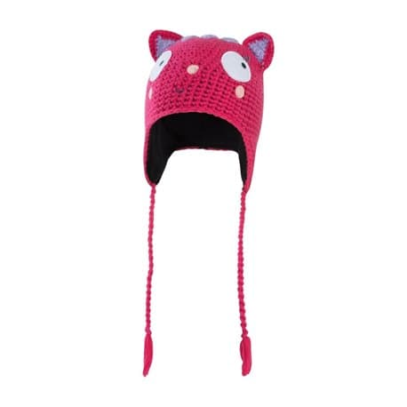 Шапка McKINLEY Monster Pink Р:One Size