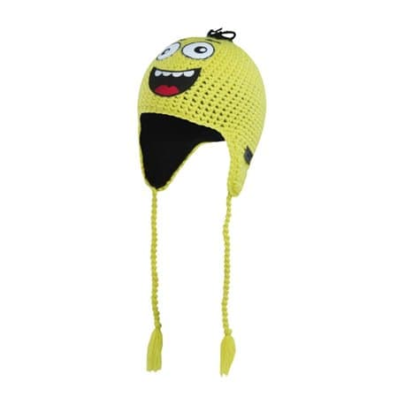 Шапка McKINLEY Monster Yellow Р:One Size