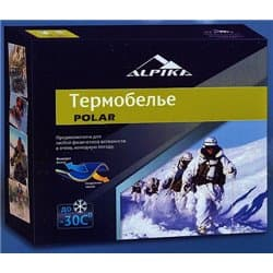 "Термобелье ALPIKA ""POLAR"" P:50"