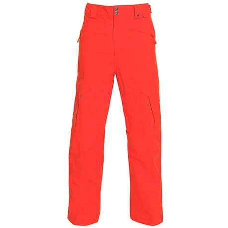 Брюки The North Face M Monte Cargo Red Р:S