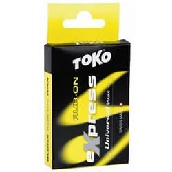 Таблетка ускоритель парафин TOKO Blocx 0/-30'C 30 гр.