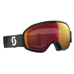 Очки SCOTT® Unlimited II OTG Black (Red chrome) Cat.1