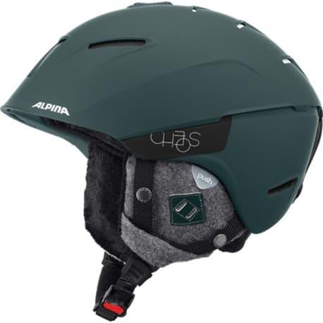 Шлем ALPINA Cheos Pine-Green matt 58-61