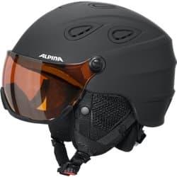 Шлем ALPINA Grap Visor HM Black matt 57-61