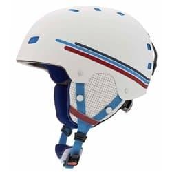 Шлем ALPINA Park Pro White Blue matt 54-59