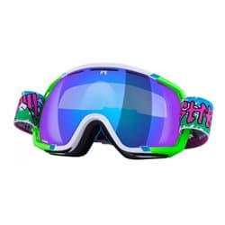Очки SHRED STUPEFY green/white (frozen cat.1)
