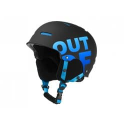 Шлем OUT OF WIPEOUT black/blue L (60-61)
