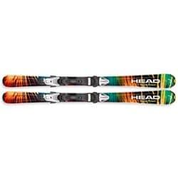 Горные лыжи HEAD® Super Power LR 157 + крепления LR9