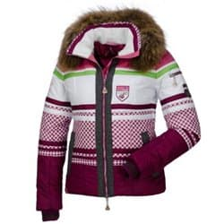 Куртка ALMGWAND Arth Pink-Purple P:34