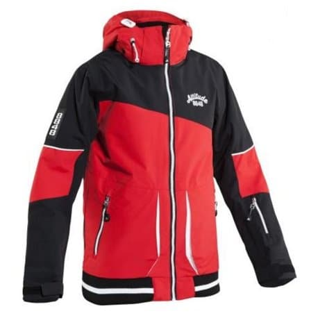 Куртка 8848 ALTITUDE Octans Red Р:140