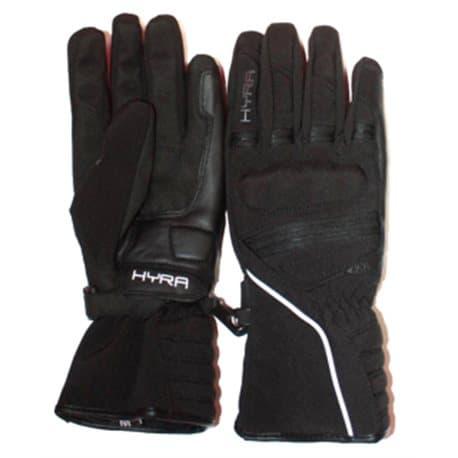 Перчатки HYRA M'S Hag001 Black-White Р:M